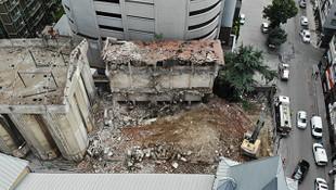 Tarihi Bomonti Bira Fabrikası yıkılıyor