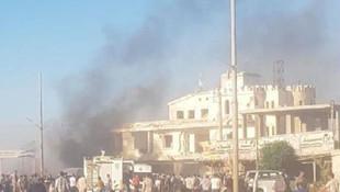 Türkiye - Suriye sınırındaki Azez'de patlama: 5 ölü!