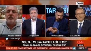 AK Partili Metiner: ''Erdoğan'ın g.... kılı olmaya meraklı''