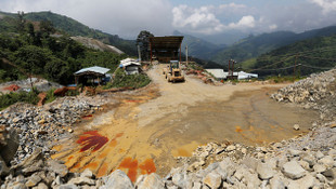 Madende büyük facia: 113 kişi hayatını kaybetti