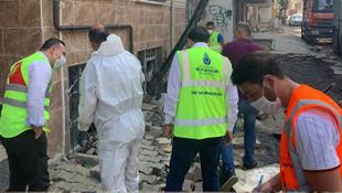 İBB'den sel mağdurlarına yardım eli