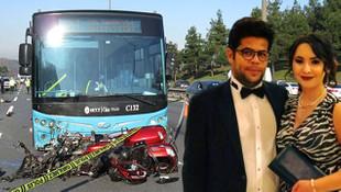 TEM'de genç çiftin öldüğü kazada istenen ceza belli oldu