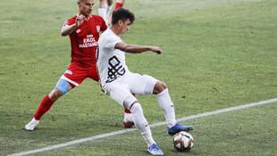 Osmanlıspor TFF 1'inci Lig'e veda etti