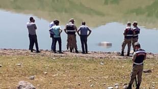 Elazığ'da nehirde kimliği belirsiz erkek cesedi bulundu