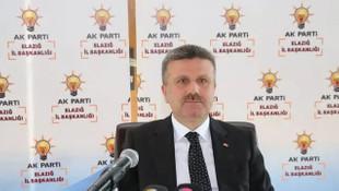 AK Parti'de istifa şoku! İl Başkanı istifa etti