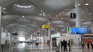 İstanbul Havalimanı'nda skandal