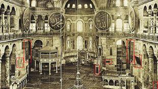 Ayasofya'nın kayıp eserleri... Tarihçiler ne dedi?