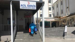 Devlet hastanesinde korona paniği! 10 çalışanda virüs tespit edildi