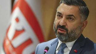RTÜK Başkanı Şahin'in aylık geliri dudak uçuklattı