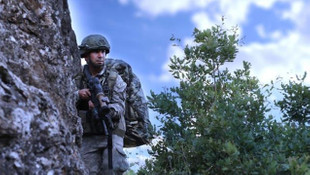 MSB: 4 PKK'lı terörist teslim oldu