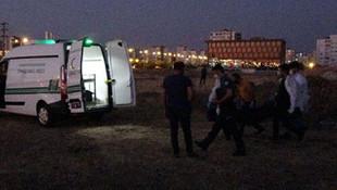 Diyarbakır'da boş arazide esrarengiz ceset