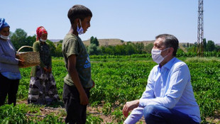 Bakan Ziya Selçuk'un paylaşımına tepki yağdı