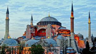 Ayasofya Camisi'nin imam ve müezzinleri belli oldu