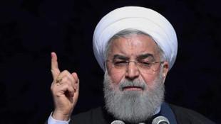 İran Cumhurbaşkanı Ruhani'den ''ikinci dalga'' açıklaması