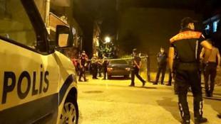 Küçük kızının birlikte yaşadığı gencin evini bastı: 1 ölü, 1 yaralı!