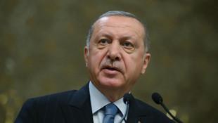 Erdoğan'dan ''Hayırlı Cumalar'' paylaşımı