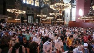 Ayasofya Camii, 24 saat ibadete açık olacak