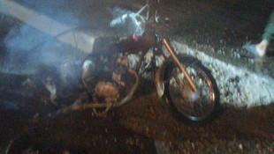 Resulayn'da bomba yüklü motosiklet patladı: 2 yaralı