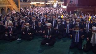 Erdoğan talimat verdi: Ayasofya Camii 24 saat açık olacak