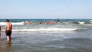 Karadeniz'de rio akıntısı'' bir çocuğu daha yuttu