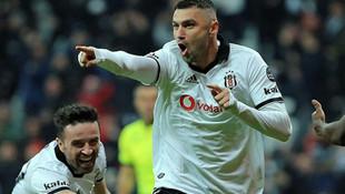 Beşiktaş'a Burak Yılmaz'ın yerine sürpriz golcü!