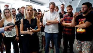Haber sitesinin yayın yönetmeni kovuldu, 80'den fazla gazeteci istifa etti
