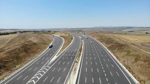 Kuzey Marmara Otoyolu'nun bir bölümü geçici olarak açılıyor