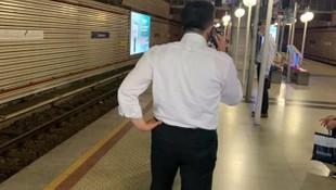 AK Parti Milletvekilinin metrodaki telefon görüşmesi sosyal medyayı salladı