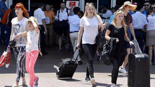 Türkiye'ye gelen turist sayısında büyük düşüş!