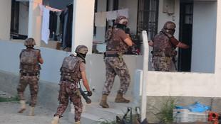 Adana'da suç örgütüne operasyon: 14 gözaltı