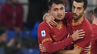 Roma teklifi kabul etti! Cengiz Ünder'in yeni takımı...