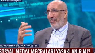 Dilipak canlı yayında AK Parti'ye seslendi: İhbar ediyorum''