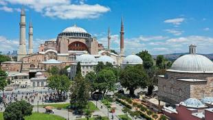 Ayasofya, Suriye'de kilise olacak!