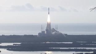NASA, Mars keşif aracını fırlattı!