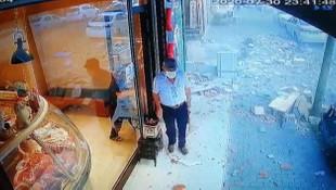 İstanbul'da faciadan dönüldü! Deprem oluyor sandılar