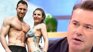 Sevgilisi ile aynı evde kalan Murat Başoğlu, komşuları tarafından istenmedi