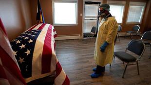 ABD'de koronavirüsten ölenlerin sayısı 133 bine yaklaştı