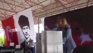 İYİ Partili kadın vekilden AK Parti'ye: ''Uygun yerlerine monte ederiz''