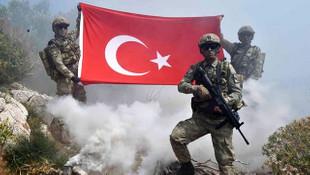 PKK'ya ağır darbe! Komandolar kritik bölgeyi ele geçirdi
