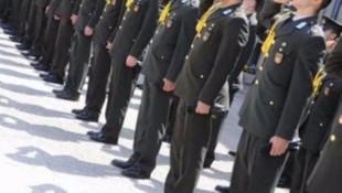 İhraç edilen 11 askeri öğrenciye gözaltı kararı