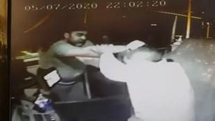 Maske takmadı diye kendisini otobüse almayan şoförü dövdü