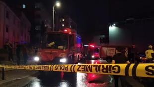 İstanbul'da bir atölyede patlama: 1 yaralı