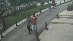 13 kişinin kovaladığı kapkaççıları, bekçiler yakaladı