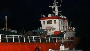İzmir'de gemiden 276 sığınmacı çıktı