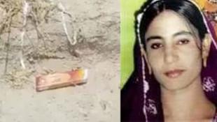 Vahşet! Genç kadın taşlanarak öldürüldü