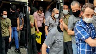 Esenyurt'ta sıradan bir gün: Minibüsten 42 yolcu çıktı