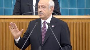 Kılıçdaroğlu'ndan canlı yayında Erdoğan'a ağır suçlama