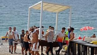 Türkiye'nin turizm cennetinde loca gerginliği