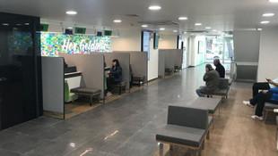 Bankada koronavirüs alarmı: Şube kapatıldı