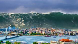 İstanbul'u yerle bir eden felaket: Küçük Kıyamet